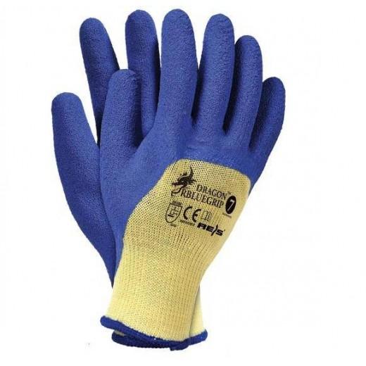 Латексные перчатки RBLUEGRIP (арт. 101)