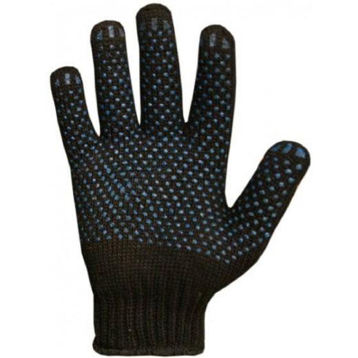 """Рабочие перчатки х/б Стандарт с покрытием """"Точка"""""""