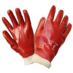 Перчатки Гранат МБС с ПВХ покрытием, манжет резинка (арт. ПН008)