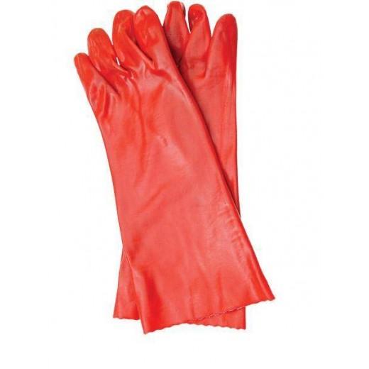 Защитные рукавицы из ПВХ RPCV40 (арт. 137)