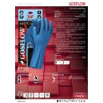 Резиновые перчатки GOSFLOW (арт. 132)