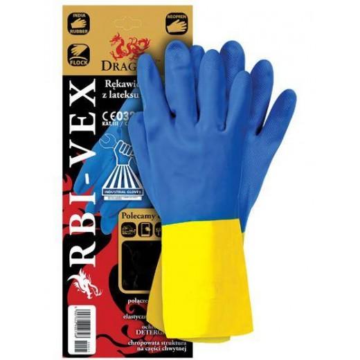 Резиновые перчатки RBI-VEX (арт.103)