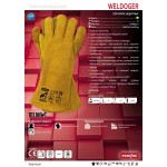 Сварочные рукавицы WELDOGER (арт. 138)