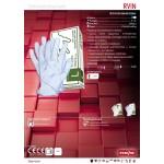 Защитные виниловые перчатки RVIN (арт. 503)
