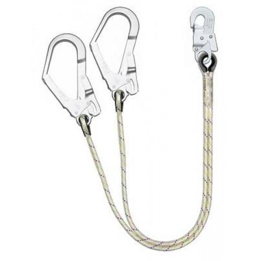 Двойной строп LB 122 с крюками-карабинами AZ 022