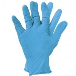 Одноразовые защитные перчатки