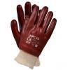 Рабочие перчатки х/б и с ПВХ покрытием