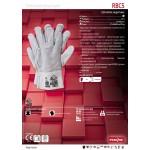 Кожаные перчатки RBCS (арт.134)