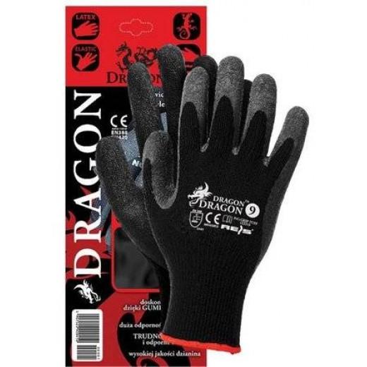 Латексные перчатки DRAGON (арт. 106)