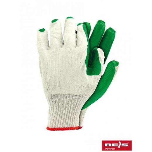Латексные перчатки RECOGREEN WZ