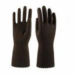 Перчатки резиновые технические КЩС тип 2 (арт. К50Щ50)