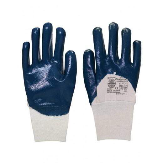 Перчатки нитриловые РЧ (арт. N5101-J)