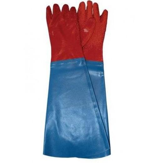 Защитные рукавицы из ПВХ RPCV60-FISH (арт. 114)