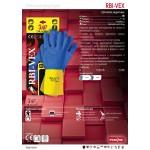 Резиновые перчатки DUO-MIX