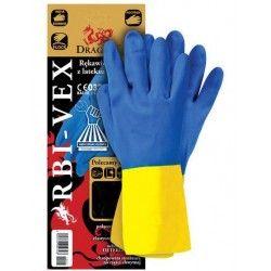 Резиновые перчатки RBI-VEX (арт. 103)
