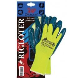 Теплые нитриловые перчатки RIGLOTER (арт. 144)