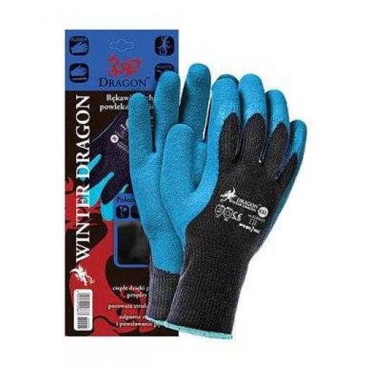Латексные утепленные перчатки RECOWINDRAG (арт. 135)