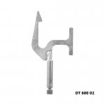 Насадка-крюк DT 600 для телескопической штанги